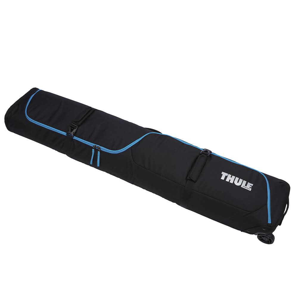Чехол для сноуборда на колесах Thule RoundTrip Snowboard Roller 165cm Black (черный)