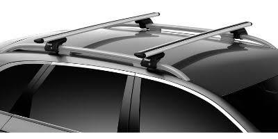 Багажник Thule на рейлинги