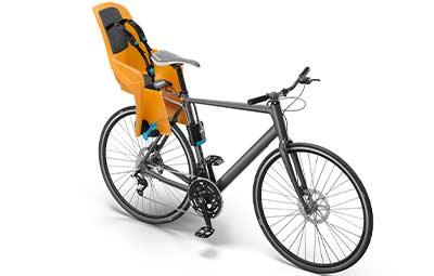 Детское велокресло на раму Thule